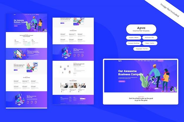 Apva - modèle d'affaires