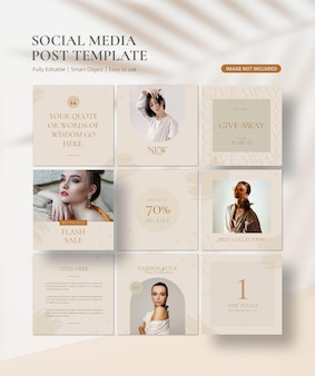 Articles instagram de mode et de style