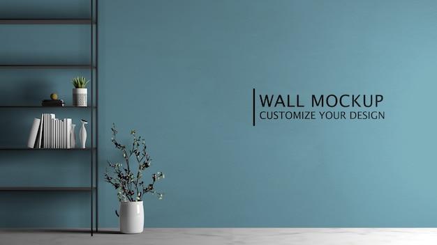 Assortiment d'étagères design d'intérieur