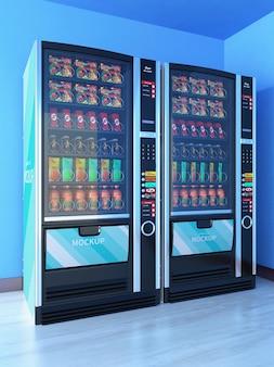 Boire une maquette de réfrigérateur