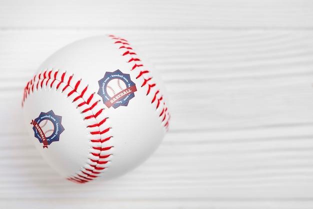 Boule de sport américain professionnel close-up