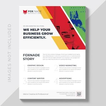 Brochure de création d'entreprise