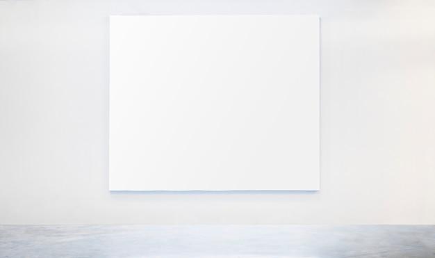 Cadre sur un mur