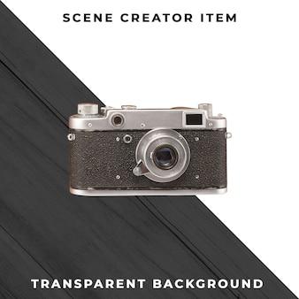 Caméra psd transparente