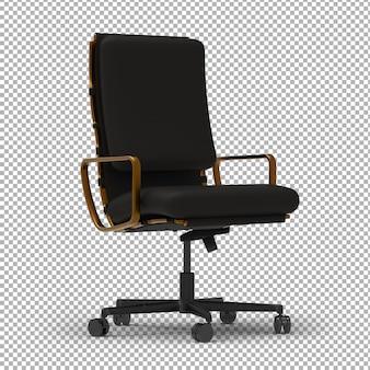 Chaise de bureau 3d