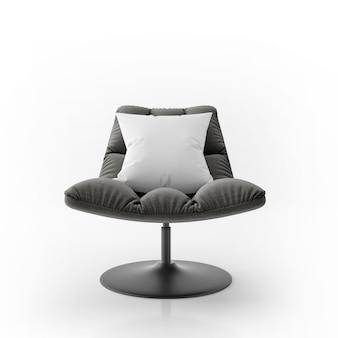 Chaise et oreiller