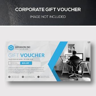 Chèque-cadeau d'entreprise