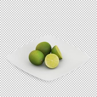 Citrons isométriques