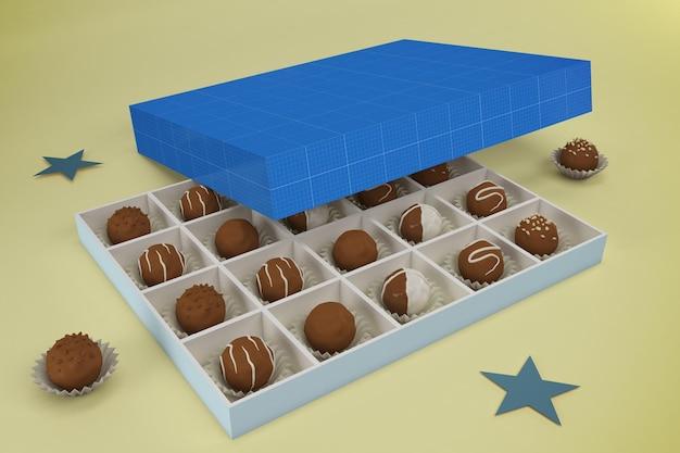 Coffret Chocolat PSD Premium