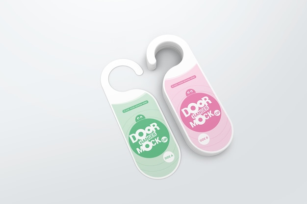 Collection de porte-mockup