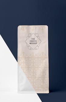 Composition de la maquette du café