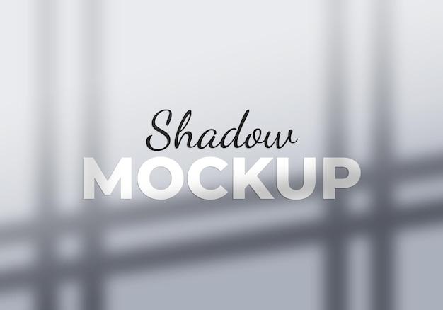 Concept de lumière d'ombre de fenêtre de fond abstrait