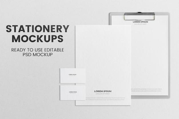 Concept d'organisation de la paperasserie document fixe