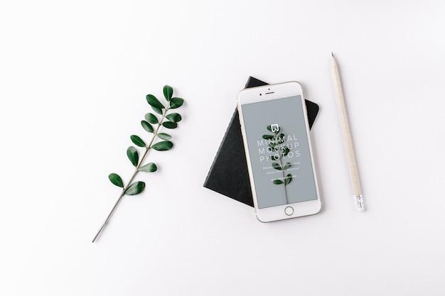 Conception de la faim iphone