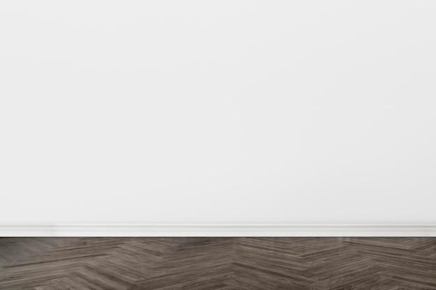 Conception d'intérieur psd de maquette de mur de chambre grise