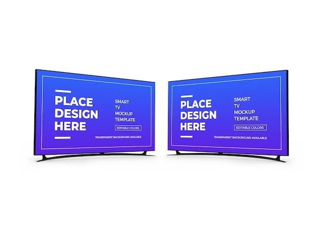 Conception de maquette 3d smart tv