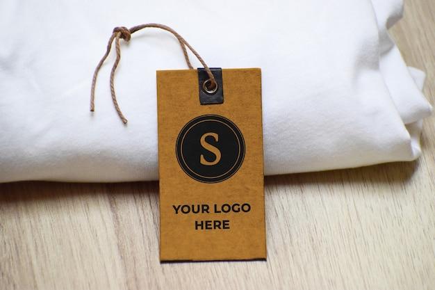 Conception de maquette de logo tag