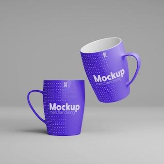 Conception de maquette de merchandising informatique