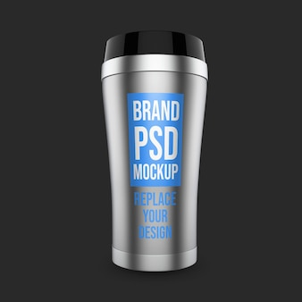 Conception De Maquette De Rendu 3d De Culbuteur PSD Premium