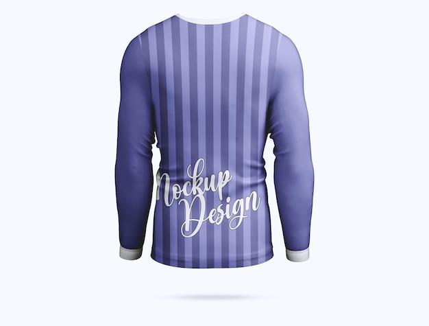 Conception de maquette de t-shirt de luxe
