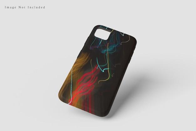 Conception de maquette de téléphone