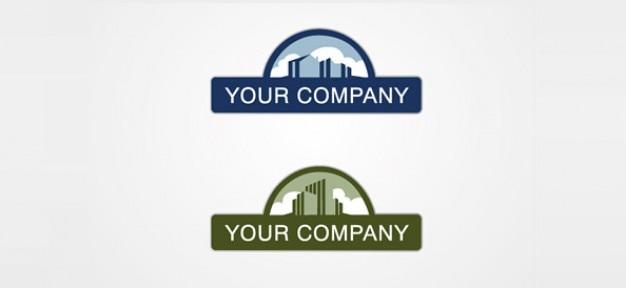 Conception sans logo d'entreprise