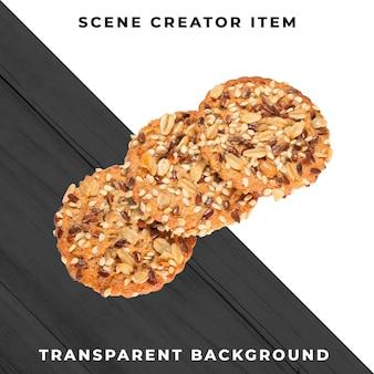 Cookies psd transparent