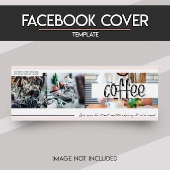 Couverture de facebook de médias sociaux