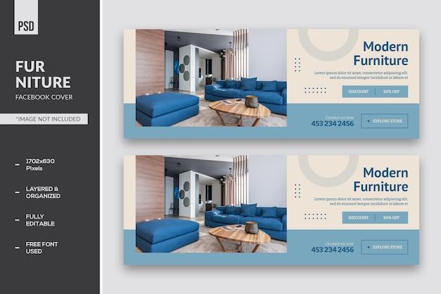 Couverture facebook mobilier