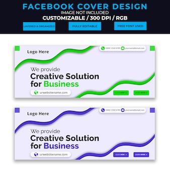 Couverture facebook professionnelle