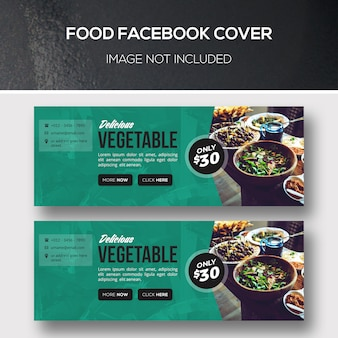 Couverture faebook alimentaire
