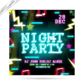 Craf flyer party
