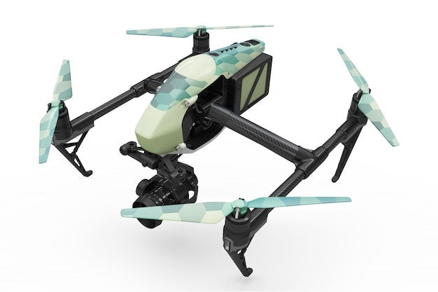 Drone maquette