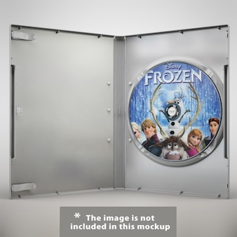 Dvd maquette conception