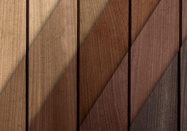Échantillons de plancher en bois fond texturé