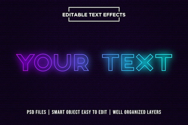 Effet de texte dégradé
