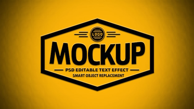 Effets de texte modifiables en 3d
