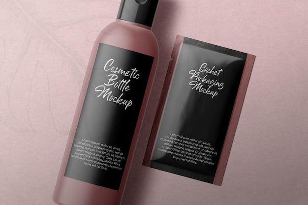 Emballage cosmétique beauté et santé