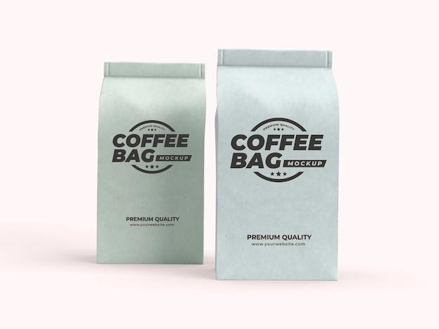 Emballage de sac en papier pour les grains de café, les fruits secs et autres aliments