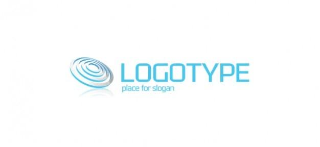 D'entreprise modèle vectoriel logo
