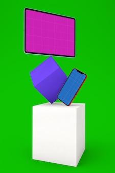 Équilibré réactif