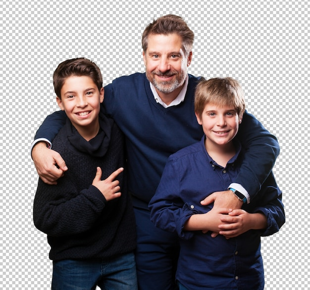 Famille monoparentale