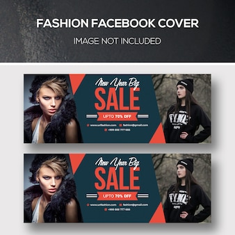 Fashion facebook couverture