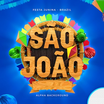 Festas juninas de sao joao brésil
