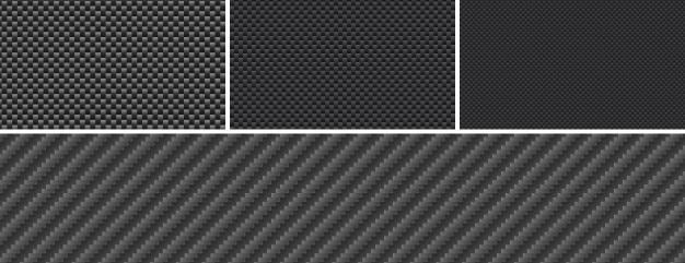 Fibre de carbone patterns photoshop