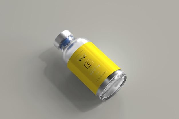 Flacon de 25 ml maquette
