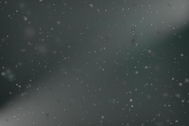 Fond de poussière de particules abstraites