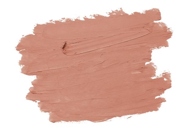 Fond de rouge à lèvres rose