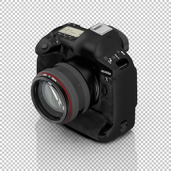Fotocamera isométrique