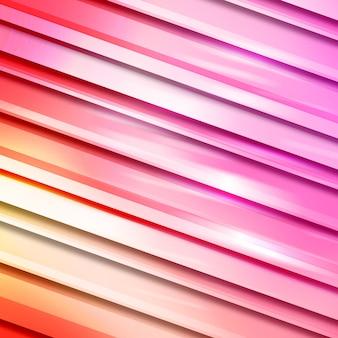 Gradient pink stripes background
